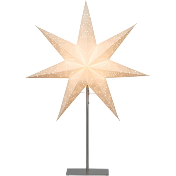 "Star Trading 234-24 Standleuchte ""Sensy Star 78"", E14-Fassung"
