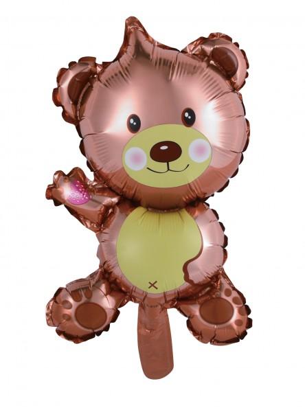 59107 Folienballon Teddy braun