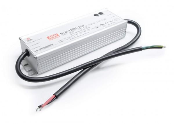 Mean Well HLG-150H-12A Installationsnetzteil 12V DC - Vo/Io Einstellbar