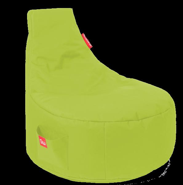 Gamewarez Alpha green Gaming Sitzsack