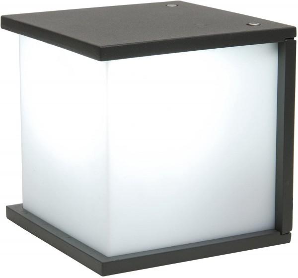 ECO-LIGHT 1846 GR Aussenwandleuchte BOX CUBE