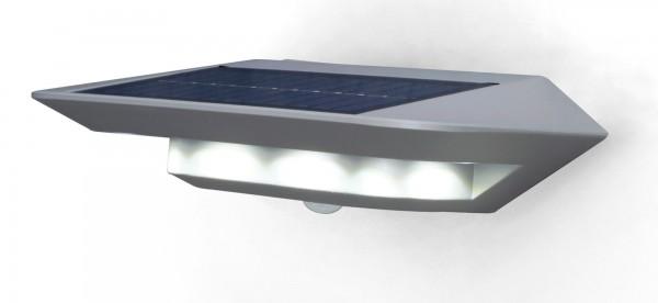 ECO-LIGHT P 9014 SI LED-Solar Wandleuchte GHOST