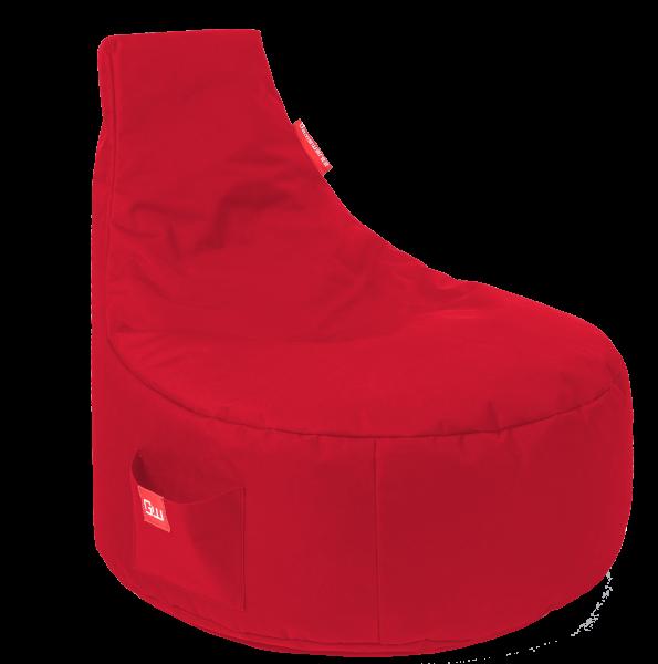 Gamewarez Alpha red Gaming Sitzsack