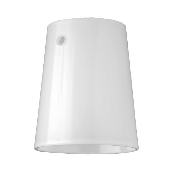 Fischer & Honsel M6 Licht / Spot17 24350 Glas opal glänzend
