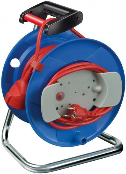 Brennenstuhl Garant G IP20 Gerätekabeltrommel, 25m - Spezialkunststoff (Einsatz im Innenbereich) - M
