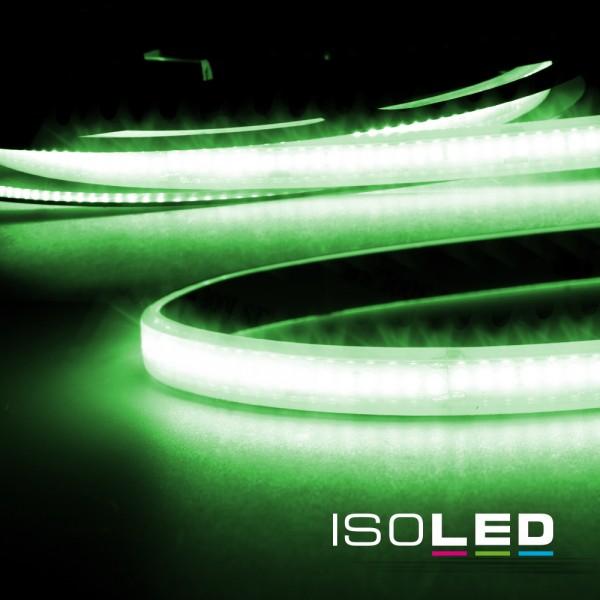 ISOLED 114239 LED CRI9G Linear 48V-Flexband, 8W, IP68, grün, 30 Meter