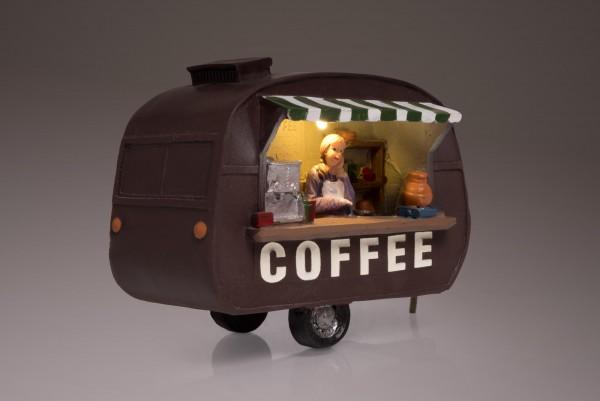 LED Deko Coffee Shop | Deko | Dekoration | Tischdeko | Weihnachtsdeko | Batteriebetrieben