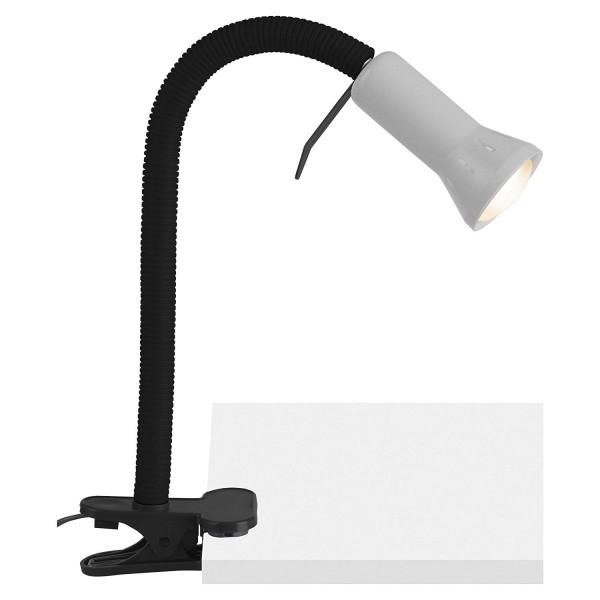 Brilliant 24705/11 Flex Klemmleuchte Metall/Kunststoff