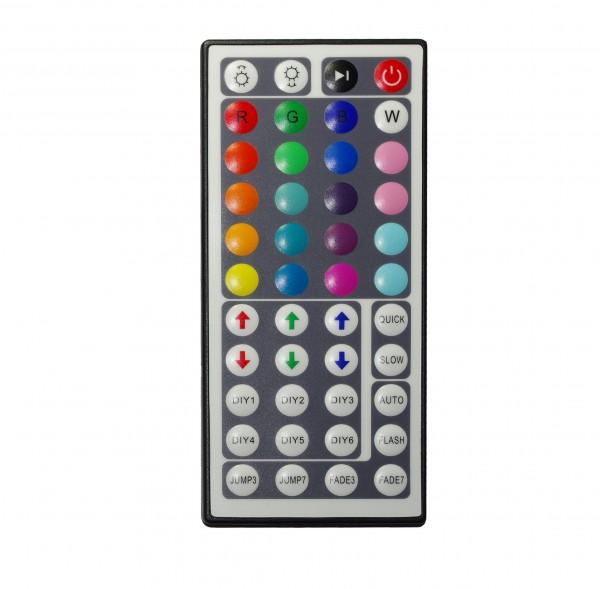 44 Tasten IR Fernbedienung Controller für RGB LED Streifen