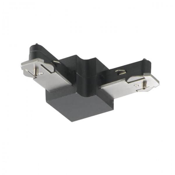M6 Licht / HV-Track6 70305 Stromschienen - Verbinder sandschwarz