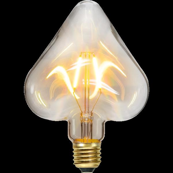 "Decoration LED ""Soft Glow"", Herz,E27, 2200K, A++"