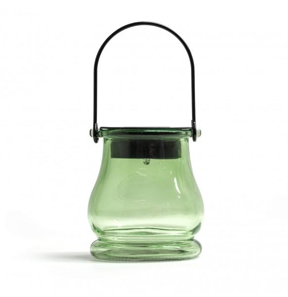 Solarlicht, Glas, grün