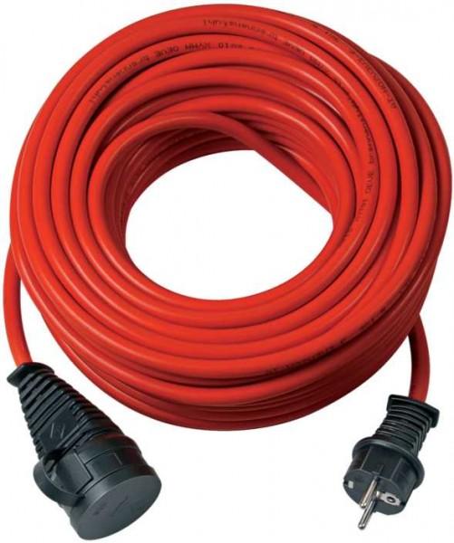 Brennenstuhl BREMAXX Verlängerungskabel IP44 25m rot AT-N05V3V3-F 3G1,5, 1169840
