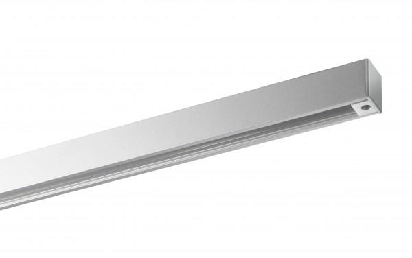 M6 Licht / HV-Track6 70295 Stromschiene - Hochvolt silberfarben, 1,5 m