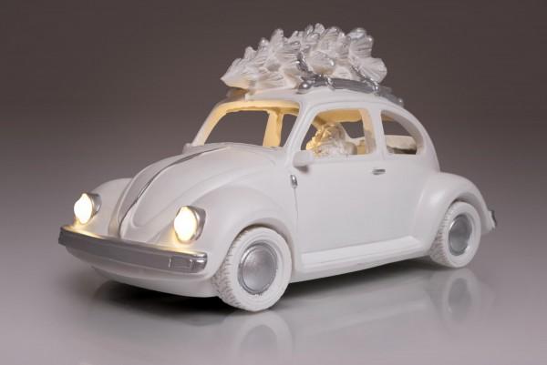 LED Deko Weihnachtsauto | Deko | Dekoration | Weihnachtsdeko | Batteriebetrieben