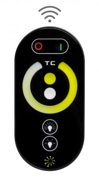 Touch Funkfernbedienung Controller Dimmer für CCT 2in1 LED Streifen