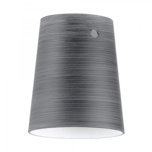 M6 Licht / Spot17 22160 Glas grau gewischt