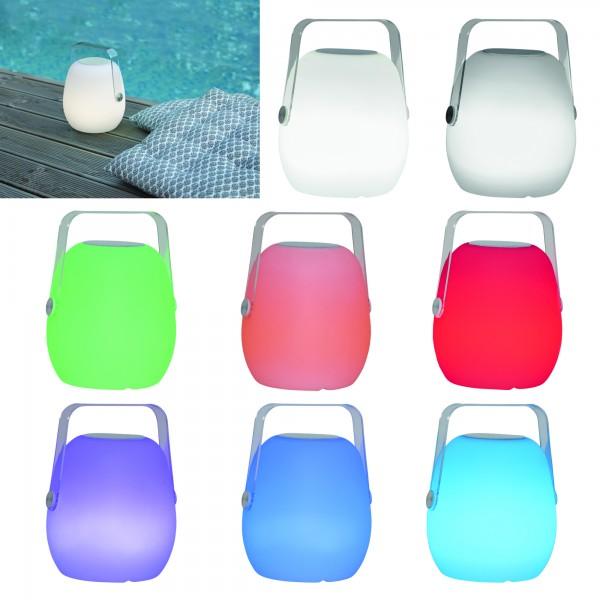 """Star Trading 362-82 Bluetooth-Lautsprecher """"Voice"""" mit LED-Licht"""
