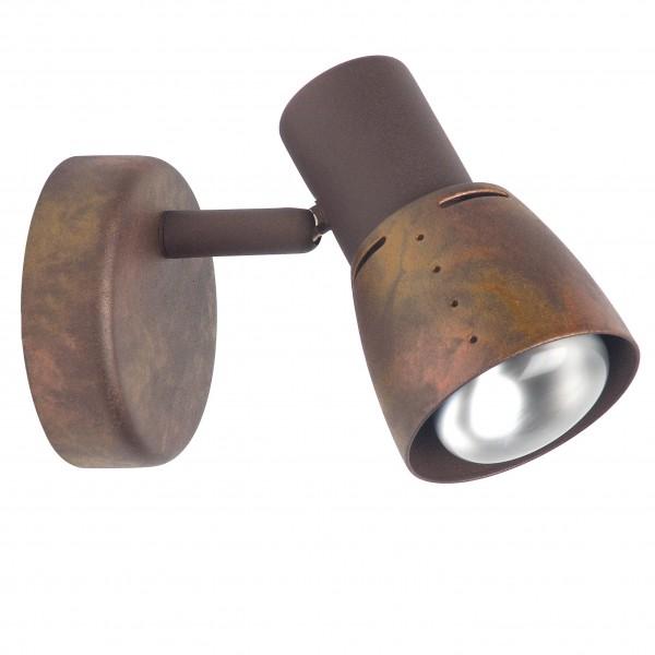 39510/56 Lava Wandspot Metall altkupfer