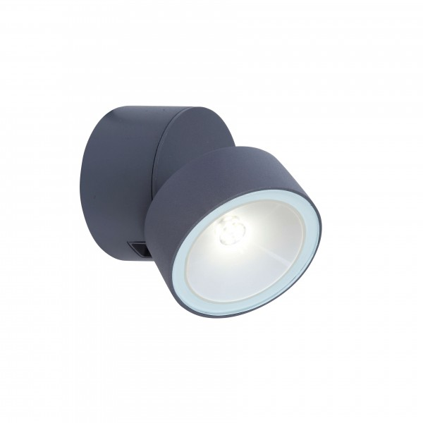 ECO-LIGHT 5626101125 LED-Aussenwandleuchte TRUMPET Ø 8,5 cm