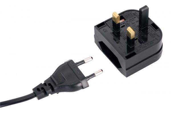 ANSMANN 0 UK-Adapter