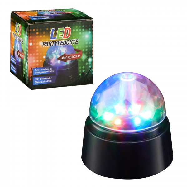 61963 - LED Party Licht