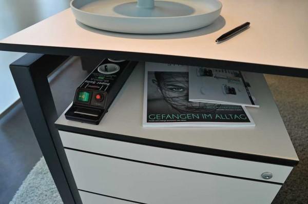 Brennenstuhl Super-Solid 5-fach Überspannungsschutz-Steckerleiste 13.500A 2,5m schwarz