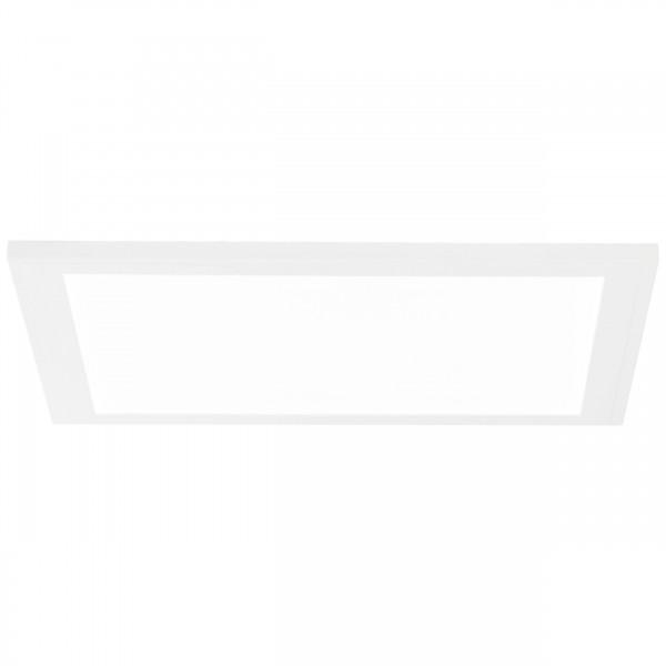 Brilliant G90317/05 Abie Deckenaufbau-Paneel 30x30cm RGB Metall/Kunststoff weiß