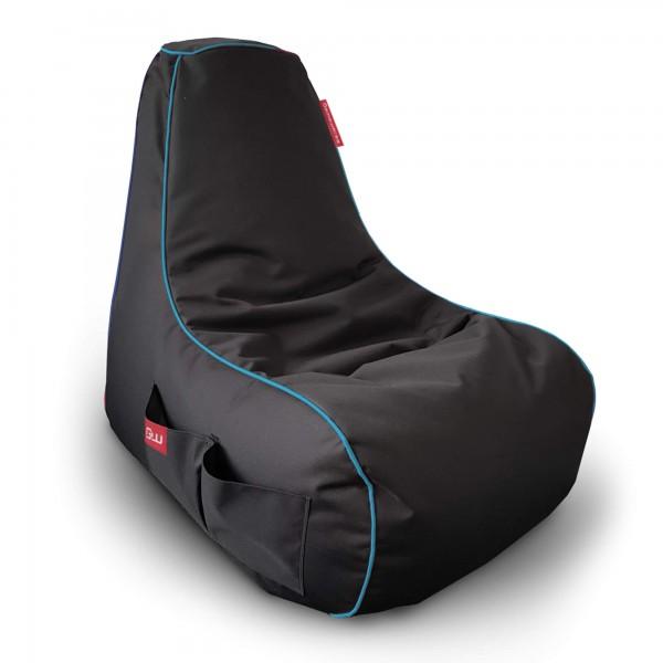 Gamewarez Beta Arctic Mage Blue Sitzsack