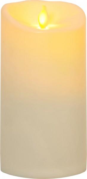 """Star Trading 063-77 LED-Kerze """"Twinkle"""" aus Kunststoff, creme"""