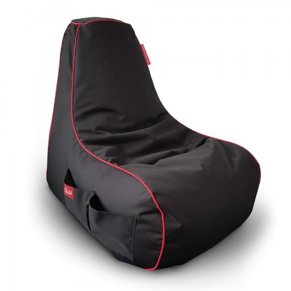 Gamewarez Beta Crimson Warrior Red Sitzsack