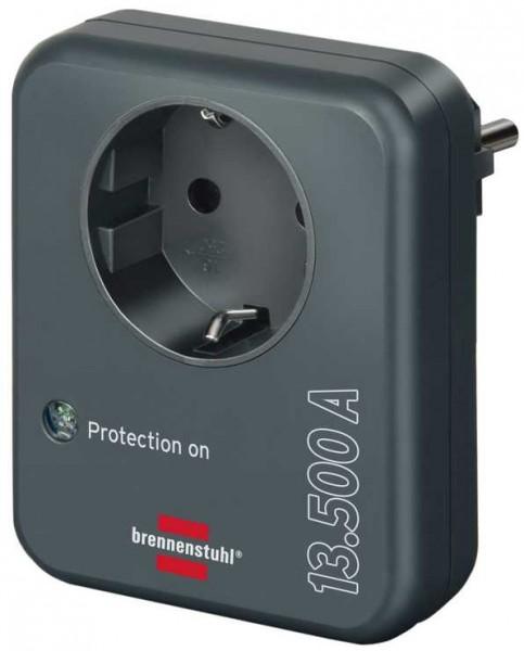 Brennenstuhl Primera-Line Überspannungsschutzadapter 13.500A, anthrazit, 1506996