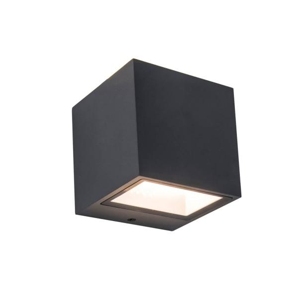 ECO-LIGHT 5189114118 LED-Außenwandleuchte GEMINI