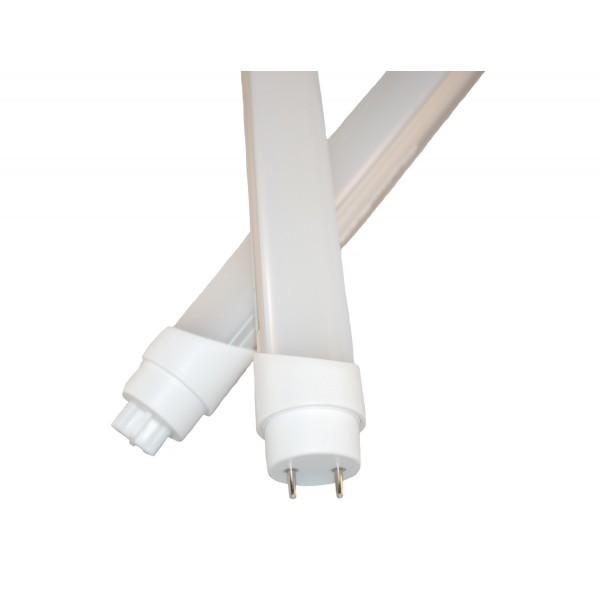 LED Leuchtstoff Röhre matt - 7W - 600lm - neutralweiß (5000K) - 44cm T8 G13 -...