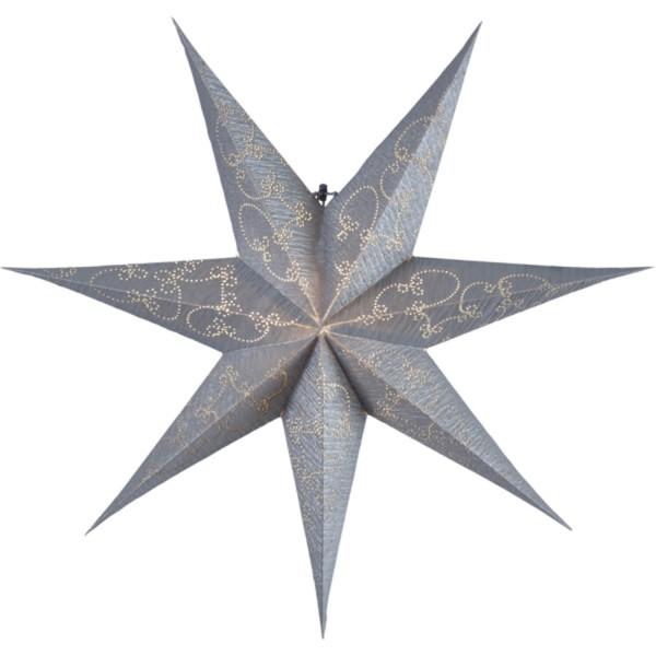 "Star Trading 501-20 Papierstern ""Decorus"", 7-zackig"