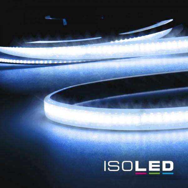 ISOLED 114237 LED CRI9B Linear 48V-Flexband, 8W, IP68, blau, 30 Meter