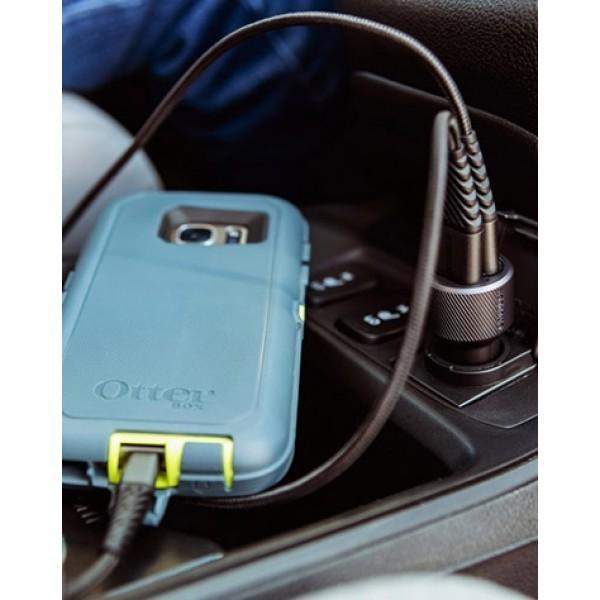 OtterBox Schnellladekabel für Geräte mit Micro-USB, 3 m, schwarz, SKU:78-51152