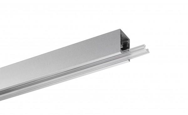 Fischer & Honsel M6 Licht / HV-Track6 70330 Acrylblende zu HV-Track6 Profil satiniert, L 50cm