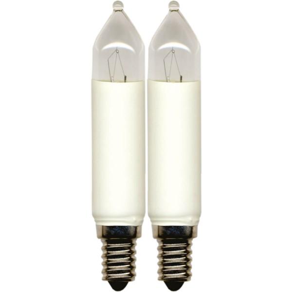 322-55 Ersatzkerzen für Lichterketten, E14