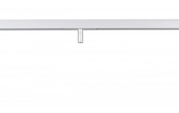 M6 Licht / HV-Track6 70310 Adapter silberfarben