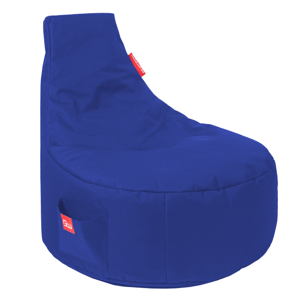 Gamewarez Alpha blue Gaming Sitzsack
