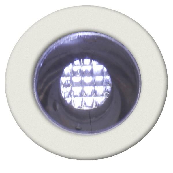 Brilliant G03090/82 Cosa 15 Einbauleuchtenset: 10 Stück Metall/Glas