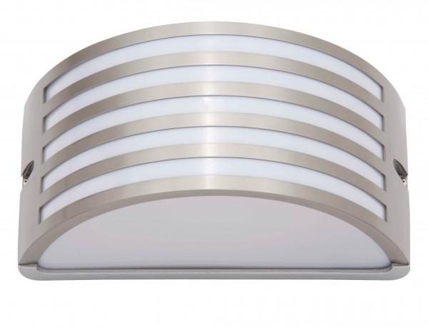 Brilliant 96130/82 Celica Außenwandleuchte Metall/Kunststoff edelstahl