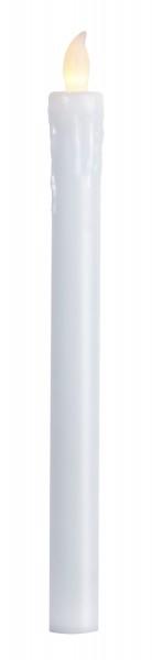 """Star Trading 066-60 LED-Kerzen """"Presse"""" lang, 2er Set"""