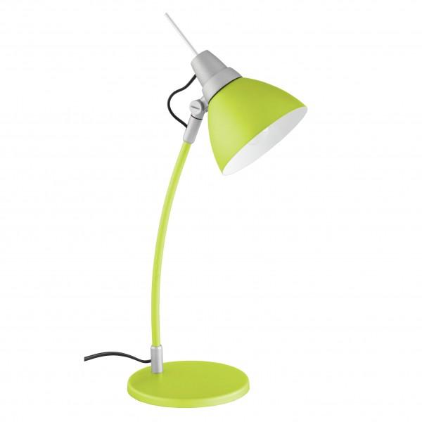 92604/04 Jenny Tischleuchte Metall/Kunststoff grün