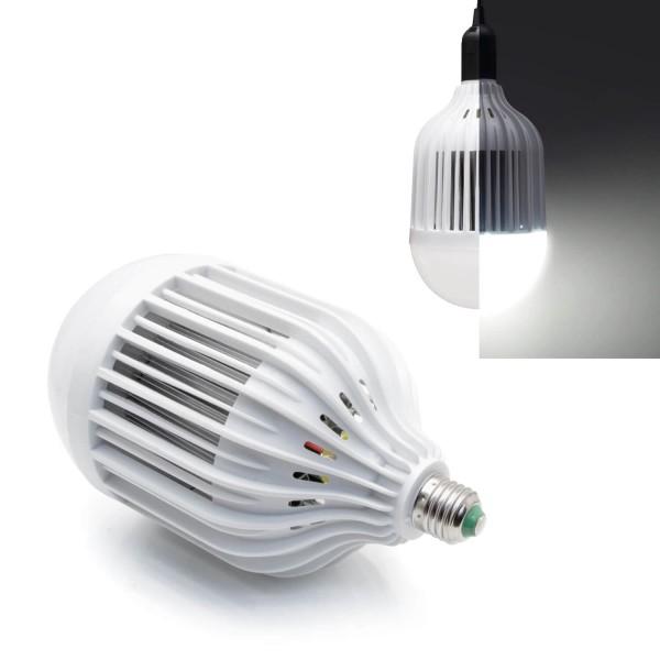 LED Birne E27 - 80W entspricht 700W Glühbirne