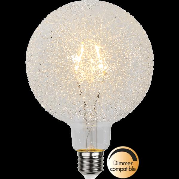 "Decoration LED ""Ice Drop"", E27, 2600K, A++, dimmbar"