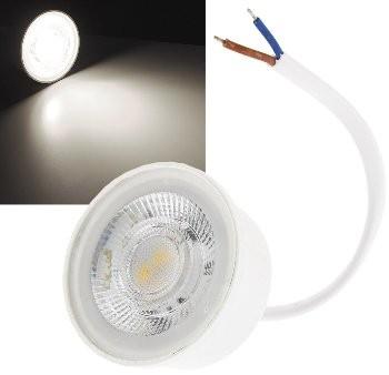 "ChiliTec LED-Modul ""Piatto N5"" neutralweiß 38°, 4200K, 230V, 5W, 400lm, 50x24mm"