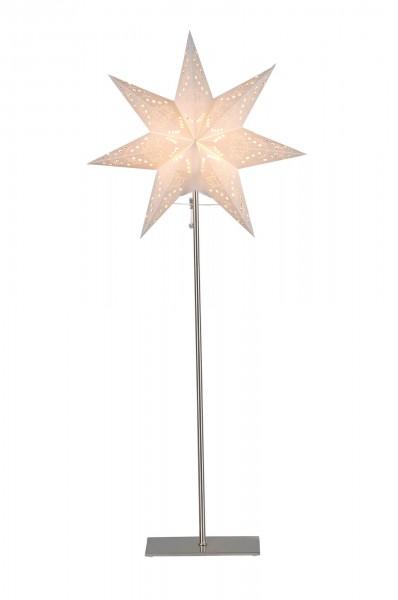 """Star Trading 234-23 Standleuchte """"Sensy Mini Star 83"""", E14-Fassung"""