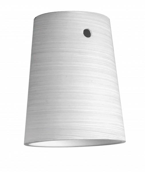 M6 Licht / Spot17 21630 Glas opal gewischt ø7,2/ø5,4x H.9cm
